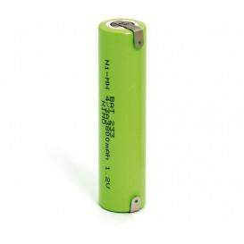 Bateria 4/3A 7/5A 1,2V 3800mA NiMh c/Terminal