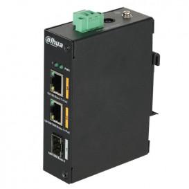 Switch 2Puertos PoE + 1 puerto Uplink (SFP) HiPoE