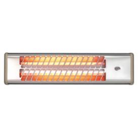 Calefactor de Cuarzo especial para Baño