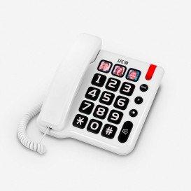 Telefono Fijo Teclas Grandes Comfort Numbers