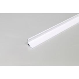 Perfil Aluminio Esquina LED 2m BLANCO CABI12
