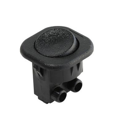 Interruptor Basculante empotrar 1Cto NEGRO 11.475