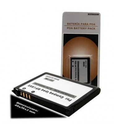 Bateria para HP IPAQ PDA 19xx 3,7V 900ma