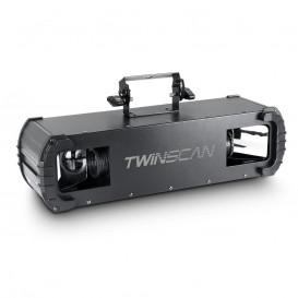 Efecto LED Doble Scanner 10W TWINSCAN20
