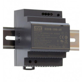 Fuente Alimentacion CARRIL DIN 12Vdc 85W 7,1Amp Mean Well