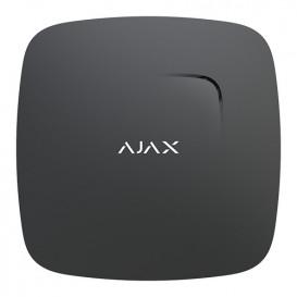 Detector de Humo Inalambrico NEGRO AJAX