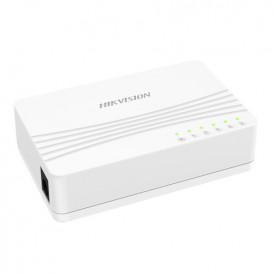 Switch Ethernet  5Puertos 10/100