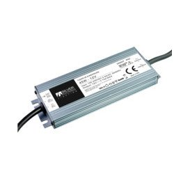 Fuente de Alimentador para LEDs 12Vdc 45W 3,75Amp IP67  SILVER