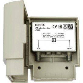 Filtro LTE 4G-LTE para mastil 65dB