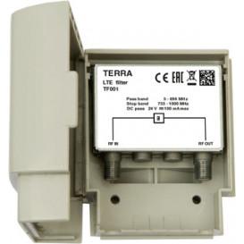 Filtro LTE700 5G para mastil 65dB C21-48