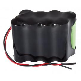 Pack Baterias 9,6V/2500mA AAx8