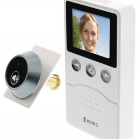Mirilla Digital para Puertas con Camara y Pantalla
