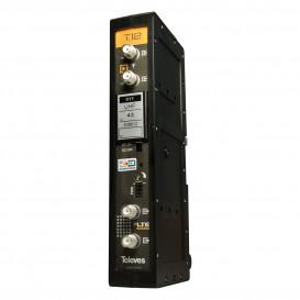 Amplificador Monocanal T12 DTT C37