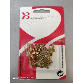 Blister Faston 40 terminales hembra de 2,8mm