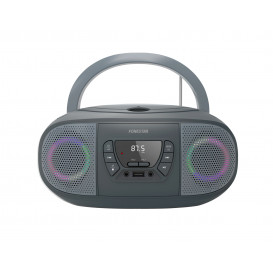 Radio CD USB GRIS