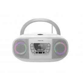 Radio CD USB BLANCO