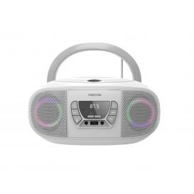 Radio CD USB BLANCO