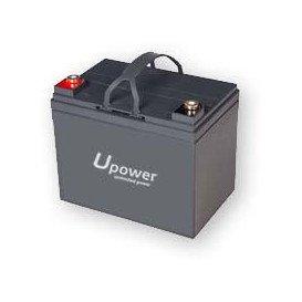 Bateria PLOMO DSK 12V 33A GEL 195x130x163mm 10,2K