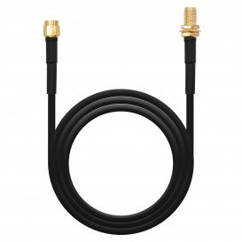 Cable SMA-RP Macho-Hembra Prolongador  4m