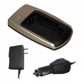 Cargador Bateria Litio Olympus LI10B