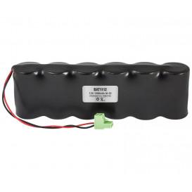 Pack de baterias 7,2V/5000mAh Ni-Cd