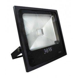Foco Led 30W RGB IP66 con Mando a Distancia