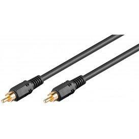 Cable RCA 1 Macho a RCA 1 Macho Video RG59 20m