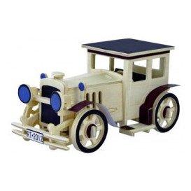 Puzzle Madera coche CLASICO BENZ  C-9728