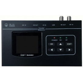 Modulador TV TDT HD HDMI USB AV HDCP