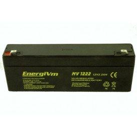 Bateria PLOMO 12V 2,3Ah AGM 178x35x67mm ENERGIVM