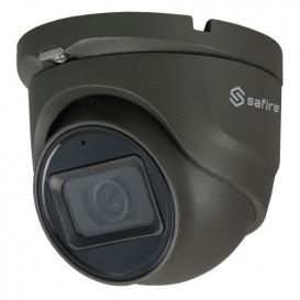 Camara DOMO 3,6mm 2Mpx 4in1 con Microfono NEGRA
