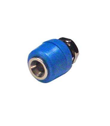 Hembrilla AZUL 4mm 09.063/AZ