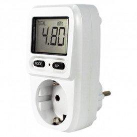 Medidor Control Consumo Electrico C0620C Cebek