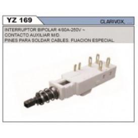 1791034 Interruptor TV. Eker   YZ169