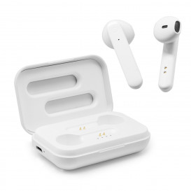 Auriculares Bluetooth Twin X Pro BLANCO
