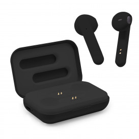 Auriculares Bluetooth Twin X Pro NEGRO