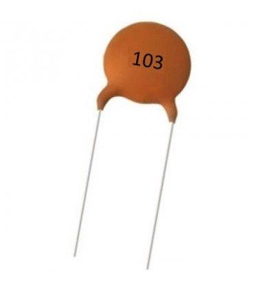 Condensador Ceramico 10nF 100Vdc