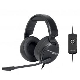 Auriculares con Microfono y USB Gaming