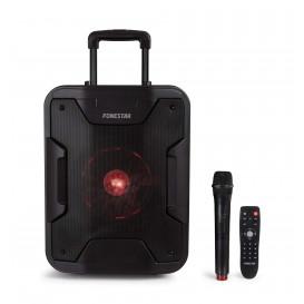 Amplificador Portatil con Microfono 200W