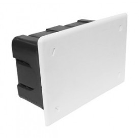 Caja Conexiones Rectangular Empotrar  50x100x50mm