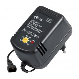 Cargador pack baterias NiCd NiMh hasta 12V 300mA