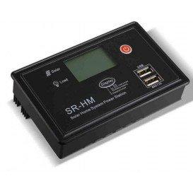 Regulador Carga Solar 12V/24V Auto PWM 20A