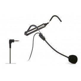 Microfono Diadema JACK 3,6mm stereo