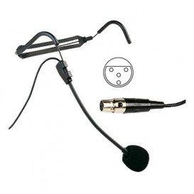 Microfono Diadema MiniXLR 4p para SHURE