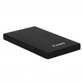 Caja Externa Disco Duro 2,5 SATA USB 3.0 NEGRA