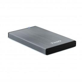 Caja Externa Disco Duro 2,5 SATA USB 3.0 GRIS