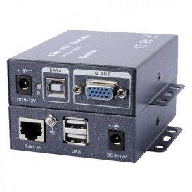 Extensor VGA/USB por UTP