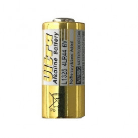 Pila 4LR44 ULTRA Alcalina 6Vdc 0%Hg (Blister de 1 pila)