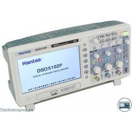 Osciloscopio Hantek  digital Clase DSO  2Canales  ≤100MHz  40kpts