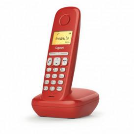 Telefono Inalambrico A170 GIGASET ROJO